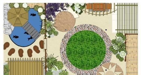 Garden Design Liverpool   Abel Landscaping